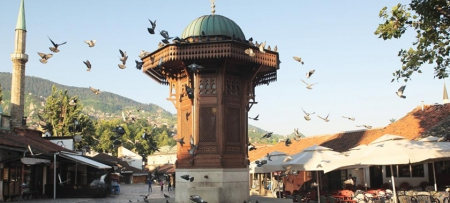 Baştan Sona Balkanlar Saray Bosna Turu