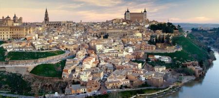 Barselona, Madrid, Toledo, Sevilla, Cordoba, Granada 2 ülke geziyoruz.